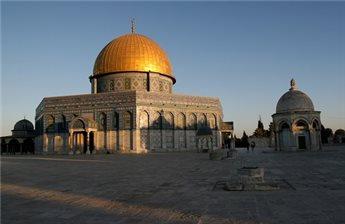ISRAELI POLICE DETAIN FIVE PALESTINIAN WOMEN AT AL-AQSA