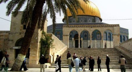 JEWISH HATE PREACHER ISSUES RULING FOR PRAYERS INSIDE AL-AQSA