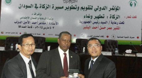 SUDAN HOSTS INTERNATIONAL CONFERENCE ON ZAKAT