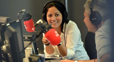 BBC MUSLIM PRESENTER NAMED BROADCASTER OF THE YEAR