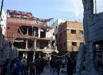OFFICIAL: HAMAS JOINS FIGHT AGAINST IS IN DAMASCUS REFUGEE CAMP