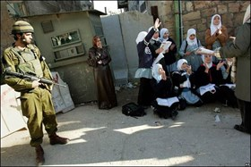 ISRAEL OBLIGES ARAB STUDENTS TO STUDY THE HOLOCAUST