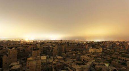 SAUDIS CAN'T VISIT SYRIA