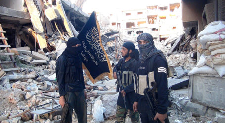 ISIL SEIZES PART OF YARMOUK DISTRICT IN DAMASCUS