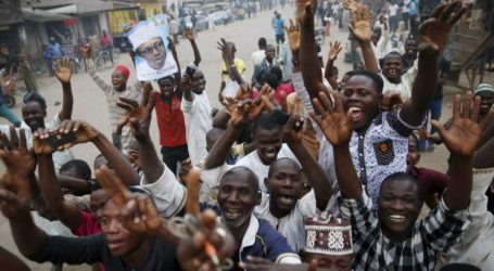 BUHARI WILL 'SPARE NO EFFORT' TO DEFEAT BOKO HARAM