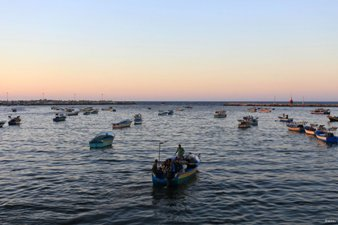 Israeli Navy Opens Fire at Gazan Fisherman