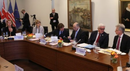 G7 URGES IRAN TO HELP RESOLVE MIDDLE EAST CRISES