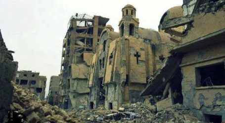 REPORT: 69 CHURCHES UNDER FIRE IN SYRIA SINCE 2011