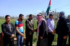 PRISONER DAY EVENTS KICK OFF IN GAZA