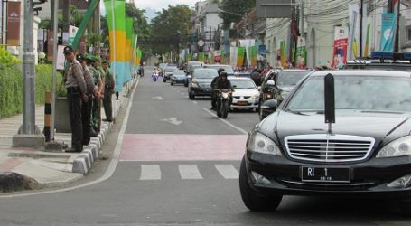 22 HEAD OF STATES/GOVTS ATTENDED BANDUNG HISTORICAL WALK