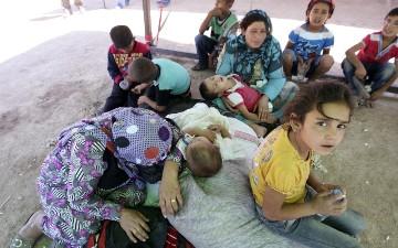 MORE THAN 90,000 IRAQIS FLEE VIOLENCE IN ANBAR PROVINCE : UN