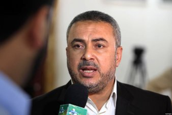 HAMAS DENIES SUPPORTING MILITANT GROUPS IN SYRIA