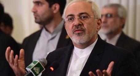 IRAN'S ZARIF SEEKS PAKISTAN'S HELP IN YEMEN CRISIS