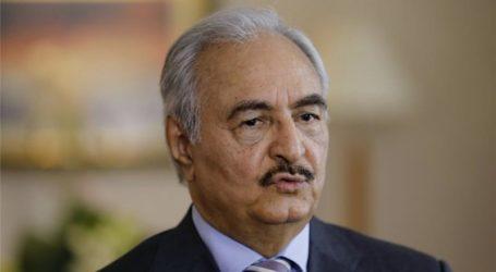 LIBYA'S TOBRUK-BASED GOVERNMENT ATTACKS TRIPOLI AIRPORT
