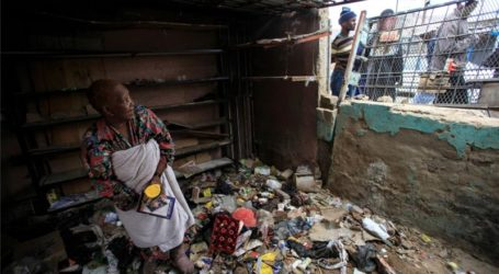 JOHANNESBURG BRACED FOR MORE ANTI-IMMIGRANT VIOLENCE