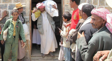 SAUDIS ANSWER UN CALL FOR AID TO YEMEN