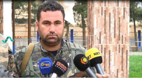 U.S.-LED COALITION DISAPPOINTED US IN ANTI-IS BATTLES: ASSYRIAN COMMANDER