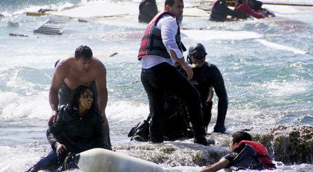 THOUSANDS OF MIGRANTS TO CROSS MEDITERRANEAN : EU OFFICIAL
