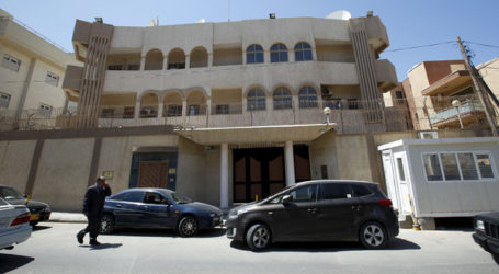 ISIS CLAIMS ATTACKS ON EMBASSIES IN LIBYA