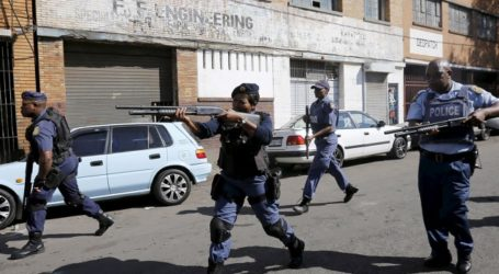UNEASY CALM IN JOHANNESBURG AFTER ANTI-IMMIGRANT RIOTS