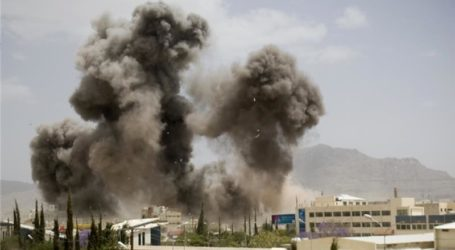 AIR RAIDS AND GROUND CLASHES RAGE IN YEMEN
