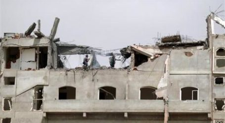 SAUDI-LED WARPLANES CARRY OUT FRESH STRIKES IN YEMEN