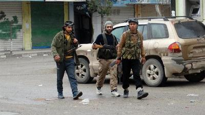 TAKFIRIS RELEASE 300 KURDS KIDNAPPED IN SYRIA
