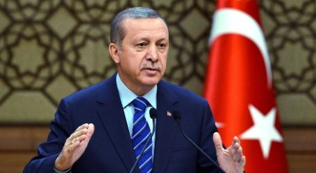 TURKEY'S ERDOGAN CONDITIONS RELEASING MORSI TO IMPROVE RELATIONS WITH EGYPT