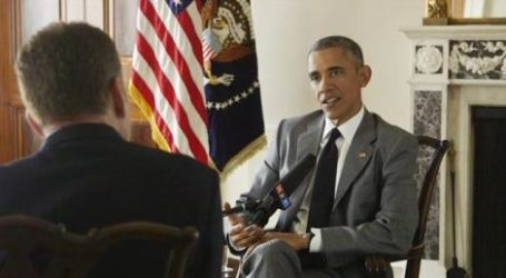 OBAMA: ISRAEL RECOGNITION NOT PART OF IRAN DEAL