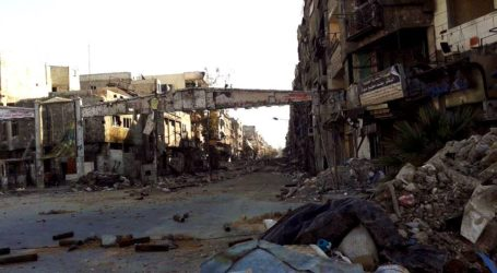 DAESH REPELLED FROM PARTS OF SYRIA'S YARMOUK: PLO