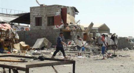 44 KILLED IN SAUDI AIRSTRIKES, CLASHES IN YEMEN