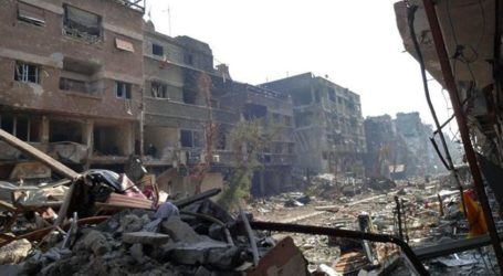 UNRWA CONCERNED OVER SITUATION IN SYRIA YARMOUK CAMP