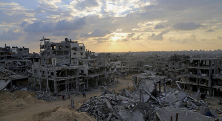 Reconstruction of Gaza Requires an End to Israel's Blockade: EU