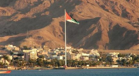 JORDAN REJECTS ESTABLISHMENT OF ISRAELI AIRPORT NEAR AQABA