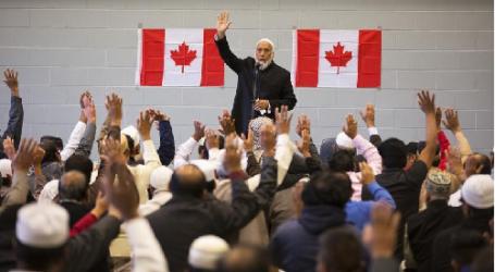 CANADIAN MUSLIMS FACE HIGH UNEMPLOYMENT