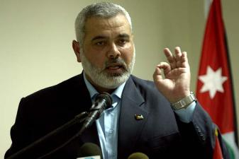 PALESTINIAN BLOOD WILL NOT BE SHED IN VAIN, INSISTS HANIYEH