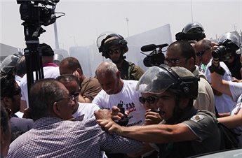 TWENTY PALESTINIAN JOURNALIST BEING HELD IN ISRAELI JAILS
