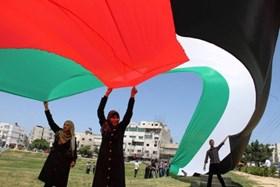 HAMAS URGES SWEDEN TO RECONSIDER BLACKLISTING PALESTINIAN FLAG