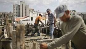 QATARI AMBASSADOR: NEW BATCH OF GAZA RUINED HOMES TO BE REBUILT