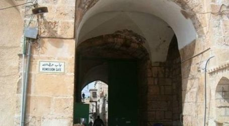 ISRAEL TO REBUILD OLD CITY'S NEIGHBORHOODS FOR JEWS