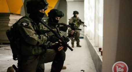 5 PALESTINIANS DETAINED, 5 INJURED IN CLASHES IN EAST JERUSALEM