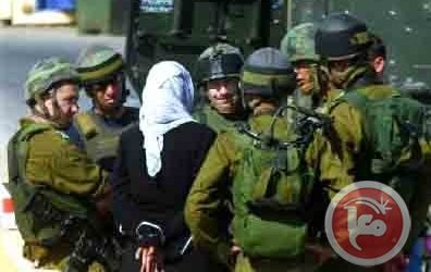 PALESTINIAN WOMAN DETAINED WHILE VISITING JAILED BROTHER
