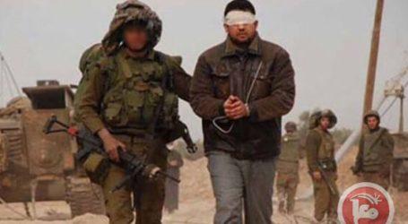 ISRAELI FORCES DETAIN 4 ACTIVISTS NEAR BEIT UMMAR