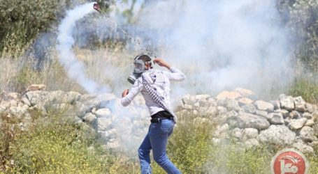 ISRAELI FORCES SUPPRESS BILIN WEEKLY MARCH