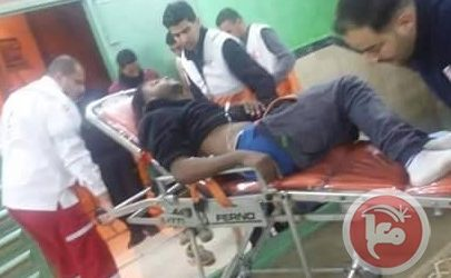 ISRAELI FORCES SHOOT, SERIOUSLY INJURE PALESTINIAN NEAR NABLUS