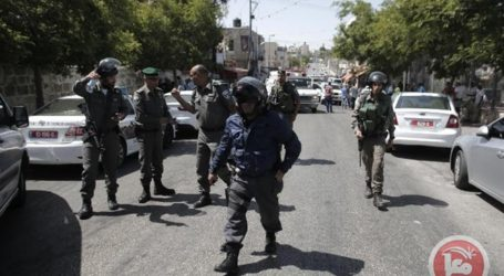 ISRAELI FORCES KILL PALESTINIAN IN AL QUDS AFTER ALLEGED ATTACK