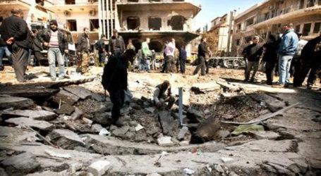 U.S. LED STRIKES KILLS52 CIVILIANS IN SYRIA