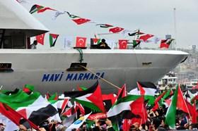 TURKEY MARKS ANNIVERSARY OF FREEDOM FLOTILLA MASSACRE
