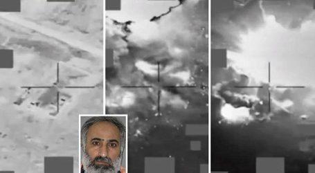IRAQI MINISTRY OF DEFENSE SAYS DAESH'S SECOND MAN KILLED