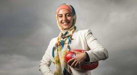 AUSSIE MUSLIM WOMEN TEAM MAKES HISTORY